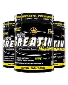 Creatin - All Stars Creatin Monohydrat 600g Creapure®