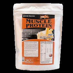 Muscle Protein - Mehrkomponenten Eiweiß 500g