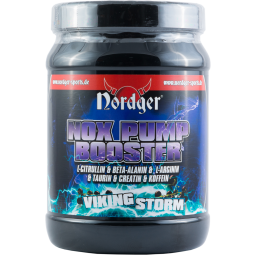 NOX PUMP BOOSTER von Nordger Sports