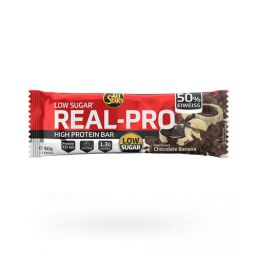 Real-Pro Low Sugar Protein Bar 50g All Stars